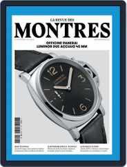La revue des Montres (Digital) Subscription September 1st, 2016 Issue