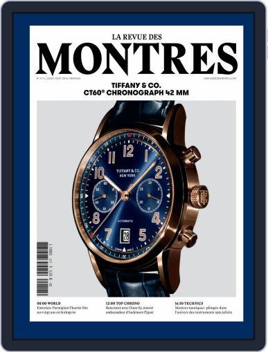 La revue des Montres (Digital) July 29th, 2016 Issue Cover