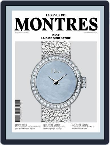 La revue des Montres (Digital) May 29th, 2016 Issue Cover