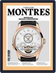 La revue des Montres (Digital) Subscription November 27th, 2015 Issue