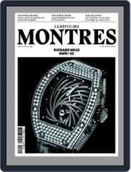 La revue des Montres (Digital) Subscription June 1st, 2015 Issue
