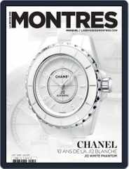 La revue des Montres (Digital) Subscription June 28th, 2013 Issue