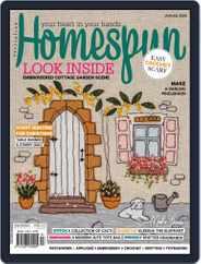 Australian Homespun (Digital) Subscription June 1st, 2020 Issue