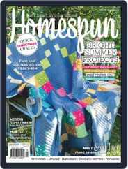 Australian Homespun (Digital) Subscription December 1st, 2019 Issue