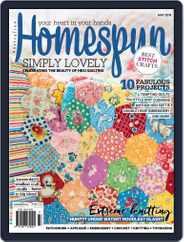 Australian Homespun (Digital) Subscription May 1st, 2018 Issue