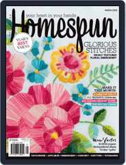 Australian Homespun (Digital) Subscription March 1st, 2018 Issue