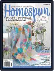 Australian Homespun (Digital) Subscription December 1st, 2017 Issue