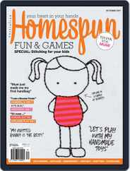 Australian Homespun (Digital) Subscription October 1st, 2017 Issue