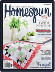 Australian Homespun (Digital) Subscription September 1st, 2017 Issue