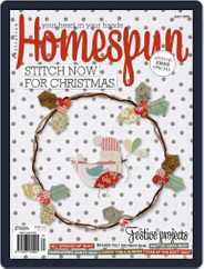 Australian Homespun (Digital) Subscription July 1st, 2017 Issue