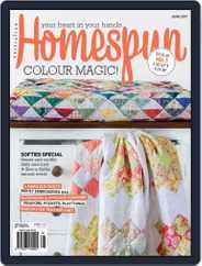Australian Homespun (Digital) Subscription June 1st, 2017 Issue