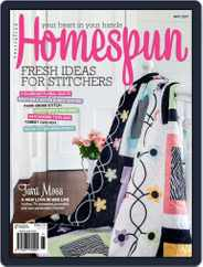 Australian Homespun (Digital) Subscription May 1st, 2017 Issue