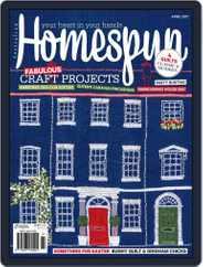Australian Homespun (Digital) Subscription April 1st, 2017 Issue
