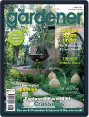 The Gardener (Digital) Subscription June 1st, 2019 Issue