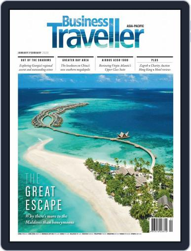 Business Traveller Asia-Pacific Edition January 1st, 2020 Digital Back Issue Cover