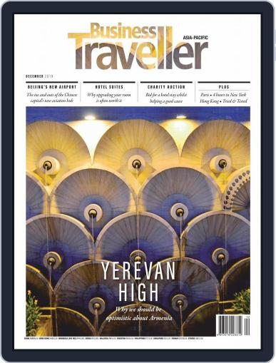 Business Traveller Asia-Pacific Edition December 1st, 2019 Digital Back Issue Cover