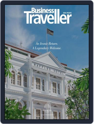 Business Traveller Asia-Pacific Edition November 1st, 2019 Digital Back Issue Cover