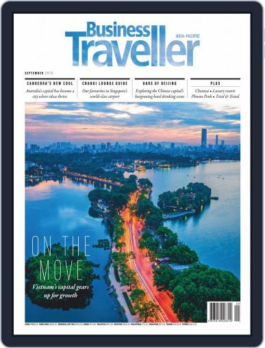 Business Traveller Asia-Pacific Edition September 1st, 2019 Digital Back Issue Cover