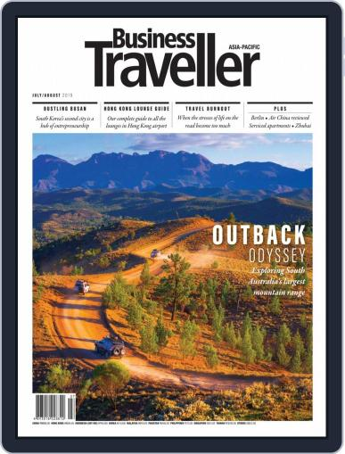 Business Traveller Asia-Pacific Edition July 1st, 2019 Digital Back Issue Cover