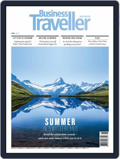 Business Traveller Asia-Pacific Edition June 1st, 2019 Digital Back Issue Cover