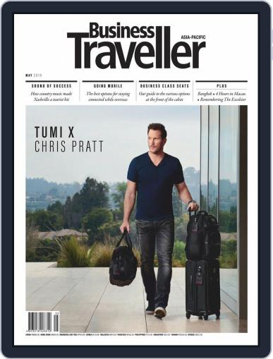 Business Traveller Asia-Pacific Edition May 1st, 2019 Digital Back Issue Cover