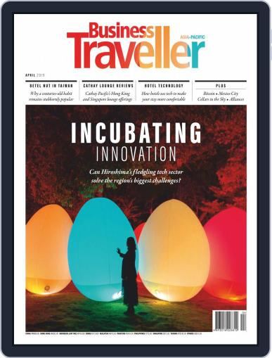 Business Traveller Asia-Pacific Edition April 1st, 2019 Digital Back Issue Cover