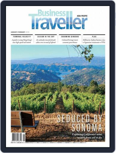 Business Traveller Asia-Pacific Edition January 1st, 2019 Digital Back Issue Cover