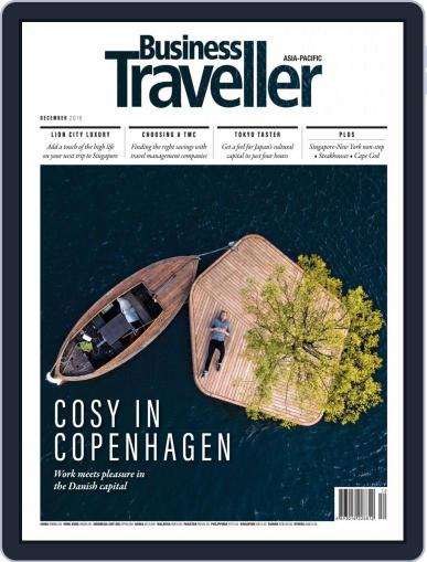 Business Traveller Asia-Pacific Edition December 1st, 2018 Digital Back Issue Cover