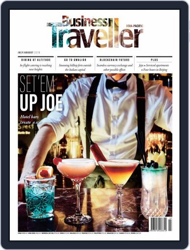 Business Traveller Asia-Pacific Edition July 1st, 2018 Digital Back Issue Cover