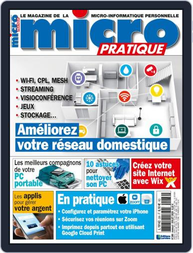 Micro Pratique (Digital) July 1st, 2020 Issue Cover