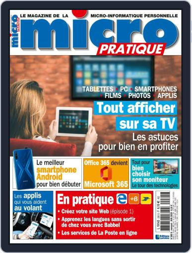 Micro Pratique (Digital) May 15th, 2020 Issue Cover