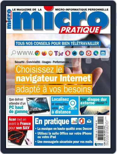 Micro Pratique (Digital) May 1st, 2020 Issue Cover