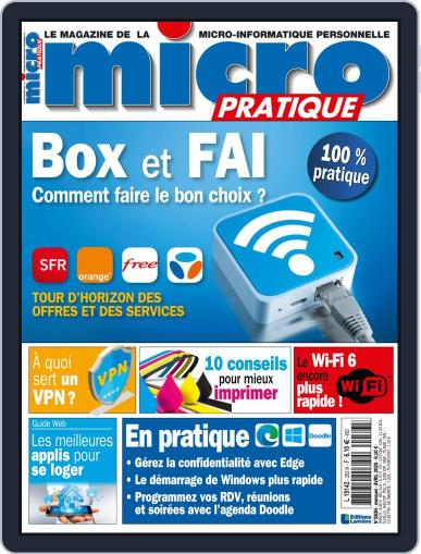 Micro Pratique (Digital) April 1st, 2020 Issue Cover