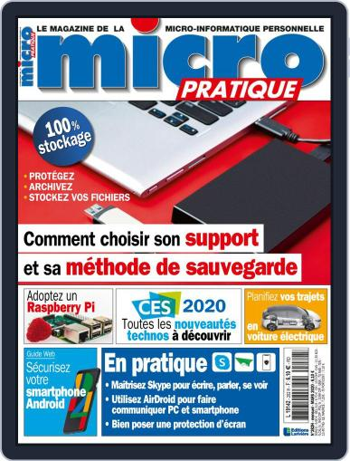 Micro Pratique (Digital) February 7th, 2020 Issue Cover