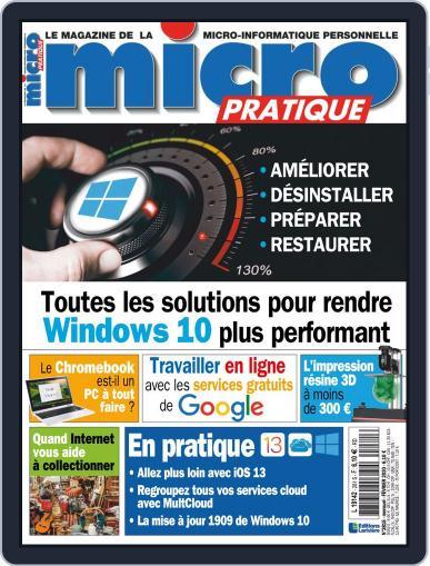 Micro Pratique (Digital) February 1st, 2020 Issue Cover