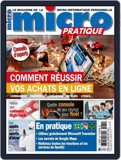 Micro Pratique (Digital) January 1st, 2020 Issue Cover