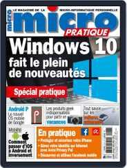 Micro Pratique (Digital) Subscription August 1st, 2018 Issue