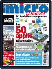 Micro Pratique (Digital) Subscription February 10th, 2015 Issue