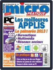 Micro Pratique (Digital) Subscription March 11th, 2013 Issue