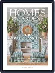 Homes & Gardens (Digital) Subscription September 1st, 2019 Issue