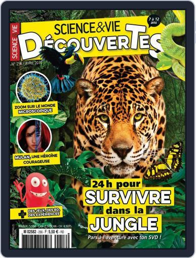 Science & Vie Découvertes (Digital) April 1st, 2020 Issue Cover