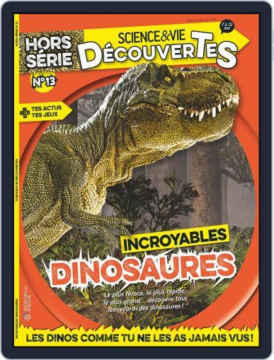 Science & Vie Découvertes (Digital) March 1st, 2020 Issue Cover