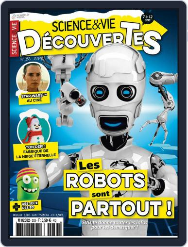 Science & Vie Découvertes (Digital) January 1st, 2020 Issue Cover