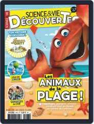 Science & Vie Découvertes (Digital) Subscription July 1st, 2019 Issue