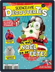 Science & Vie Découvertes (Digital) Subscription January 1st, 2019 Issue