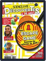 Science & Vie Découvertes (Digital) Subscription December 1st, 2018 Issue