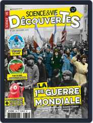 Science & Vie Découvertes (Digital) Subscription November 1st, 2018 Issue