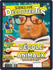 Science & Vie Découvertes (Digital) Subscription October 1st, 2018 Issue