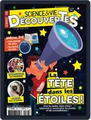 Science & Vie Découvertes (Digital) Subscription August 1st, 2018 Issue