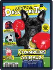 Science & Vie Découvertes (Digital) Subscription July 1st, 2018 Issue